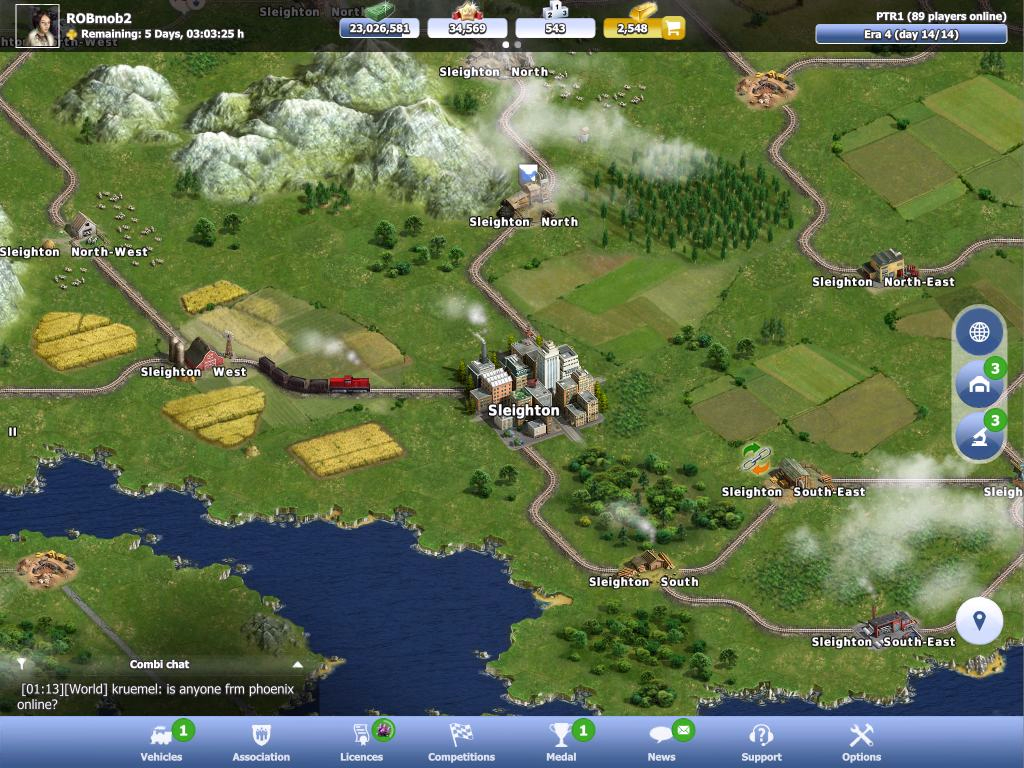 Rail nation mobile test market launch free browser based online rail nation on the ipad gumiabroncs Image collections
